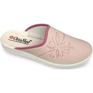 Papuče Mjartan  Dámske staroružové papuče  ROSSIE