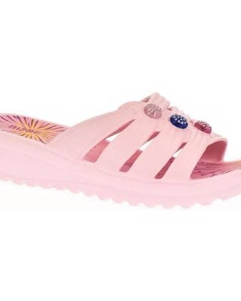 Ružové topánky John-C