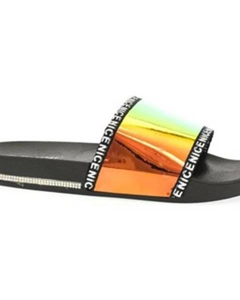 Čierne topánky Seastar