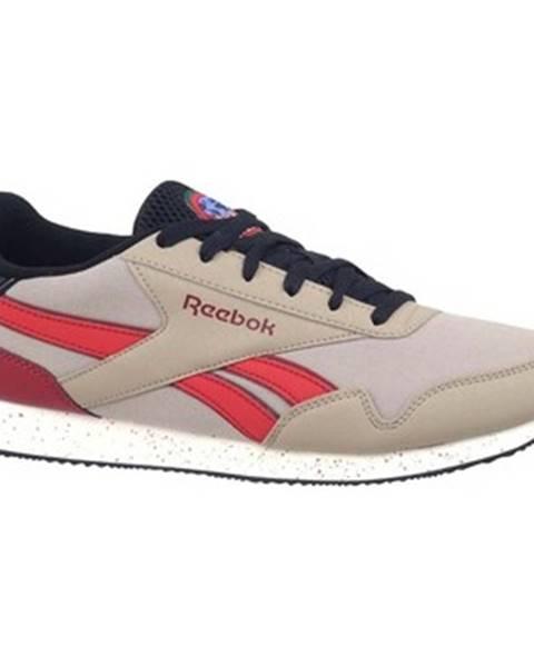Béžové tenisky Reebok Sport