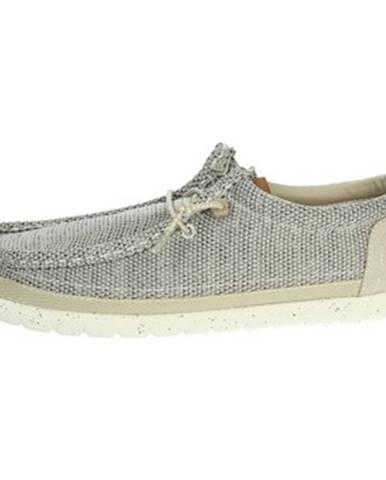 Béžové topánky Wrangler