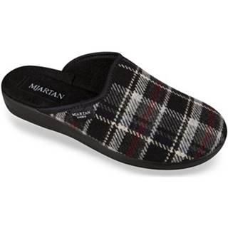 Papuče Mjartan  Dámske farebné papuče  LINES