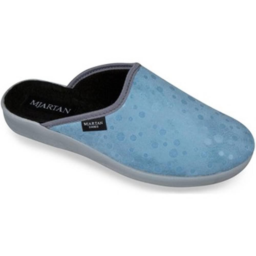 Mjartan Papuče Mjartan  Dámske modré papuče  IVANKA