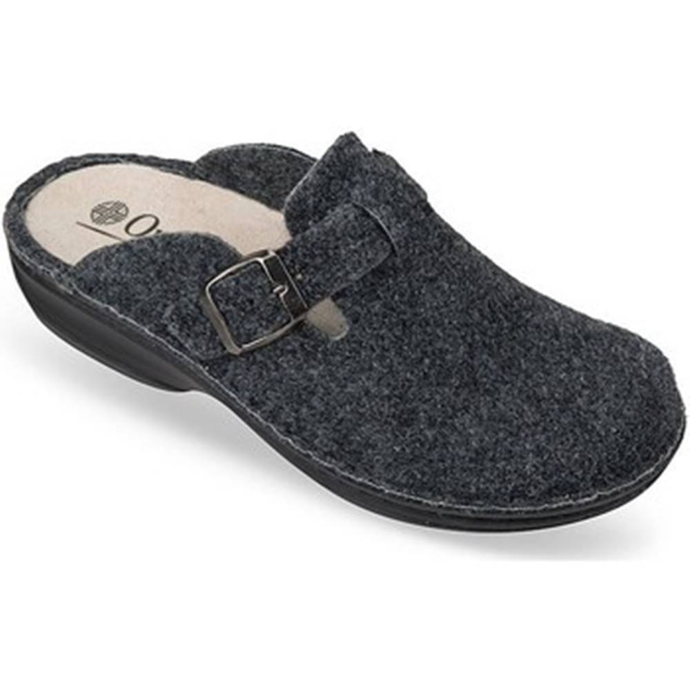 Mjartan Papuče Mjartan  Dámske sivé papuče  DORI