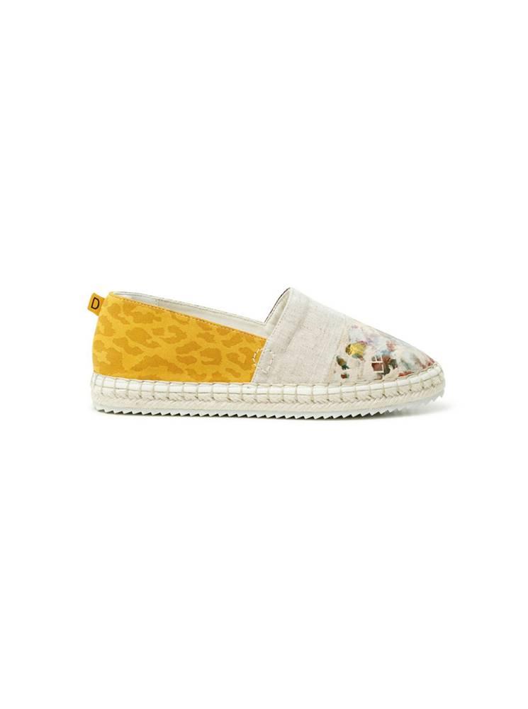 Desigual Desigual farebné espadrilky Shoes Selva Patch