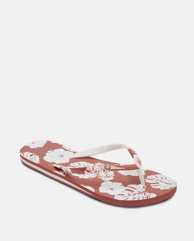 Tehlové papuče Roxy