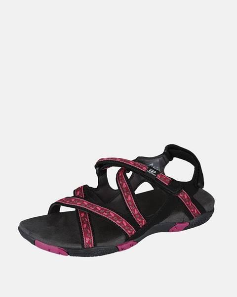 Ružové sandále hannah