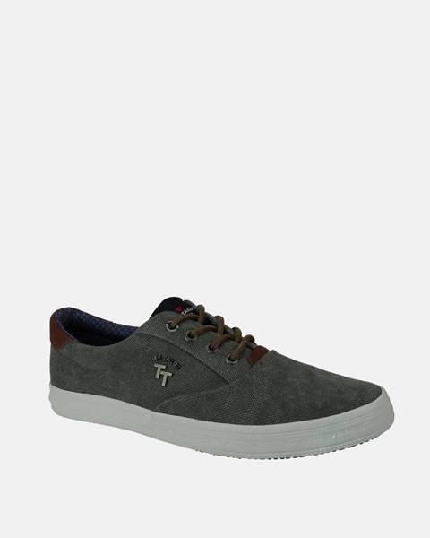 Sivé tenisky Tom Tailor