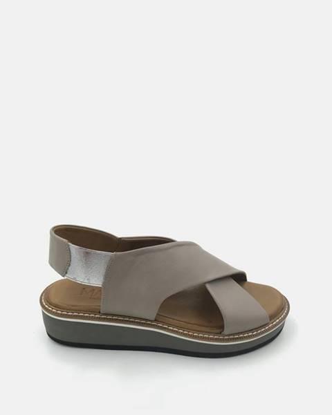 Sivé topánky wild