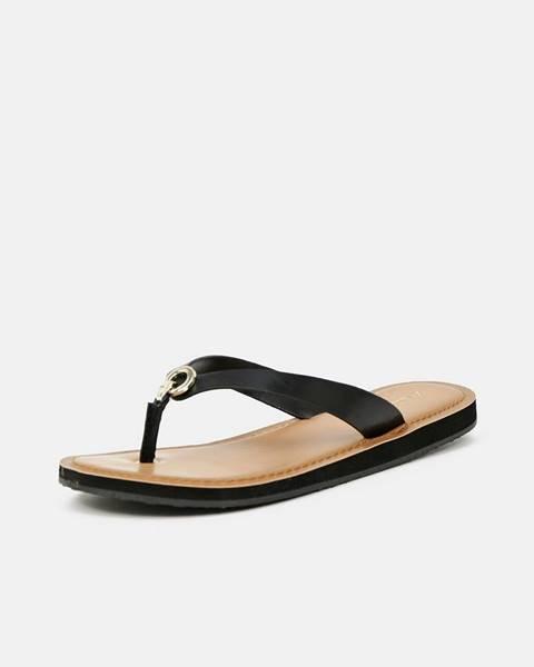 Čierne papuče Aldo