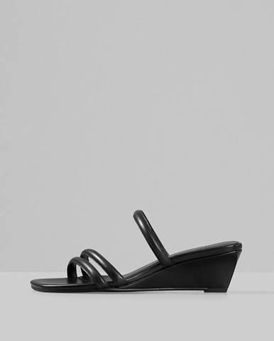 Čierne papuče Vagabond
