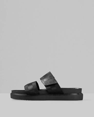 Čierne sandále Vagabond
