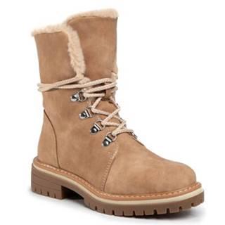 Šnurovacia obuv Jenny Fairy WS2862-15 Imitácia kože/-Imitácia kože