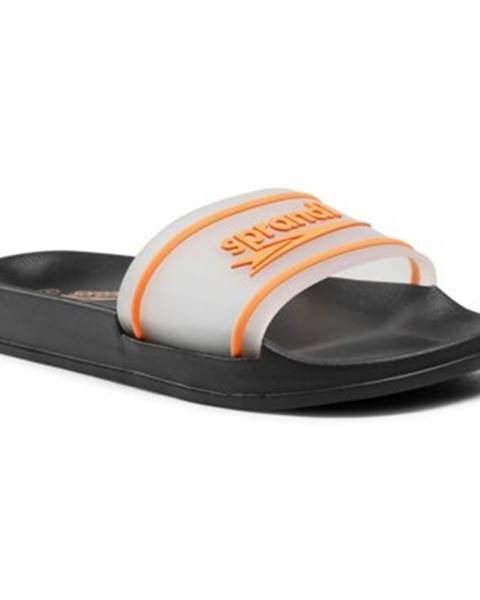 Oranžové topánky Sprandi