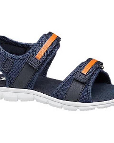 Tmavomodré sandále Vty