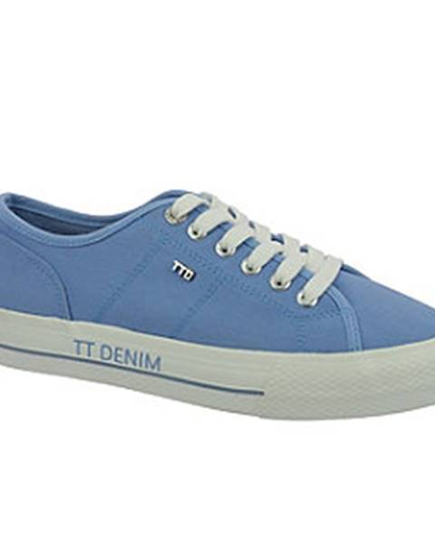 Modré tenisky Tom Tailor