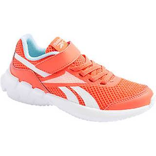 Oranžové tenisky na suchý zips Reebok Ztaur Run