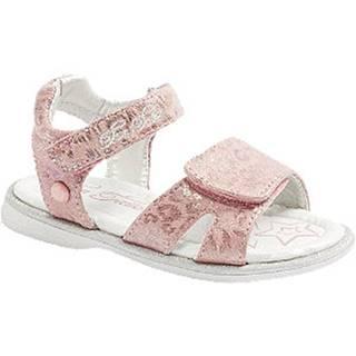Ružové sandále na suchý zips Tom Tailor