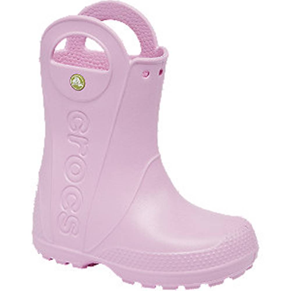 Crocs Ružové gumáky Crocs