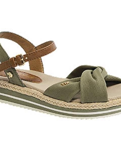 sandále Tom Tailor