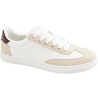 Bielo-béžové tenisky Memphis One