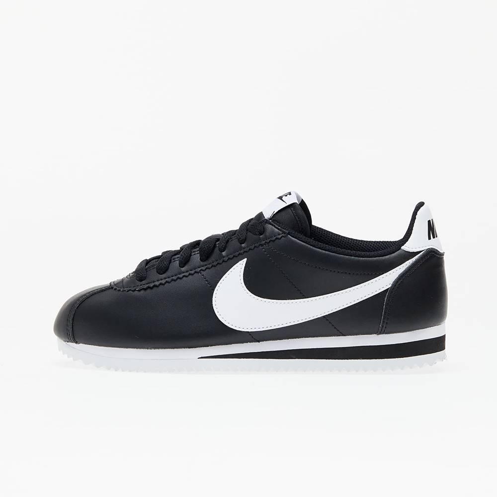 Nike Nike Wmns Classic Cortez Leather Black/ White