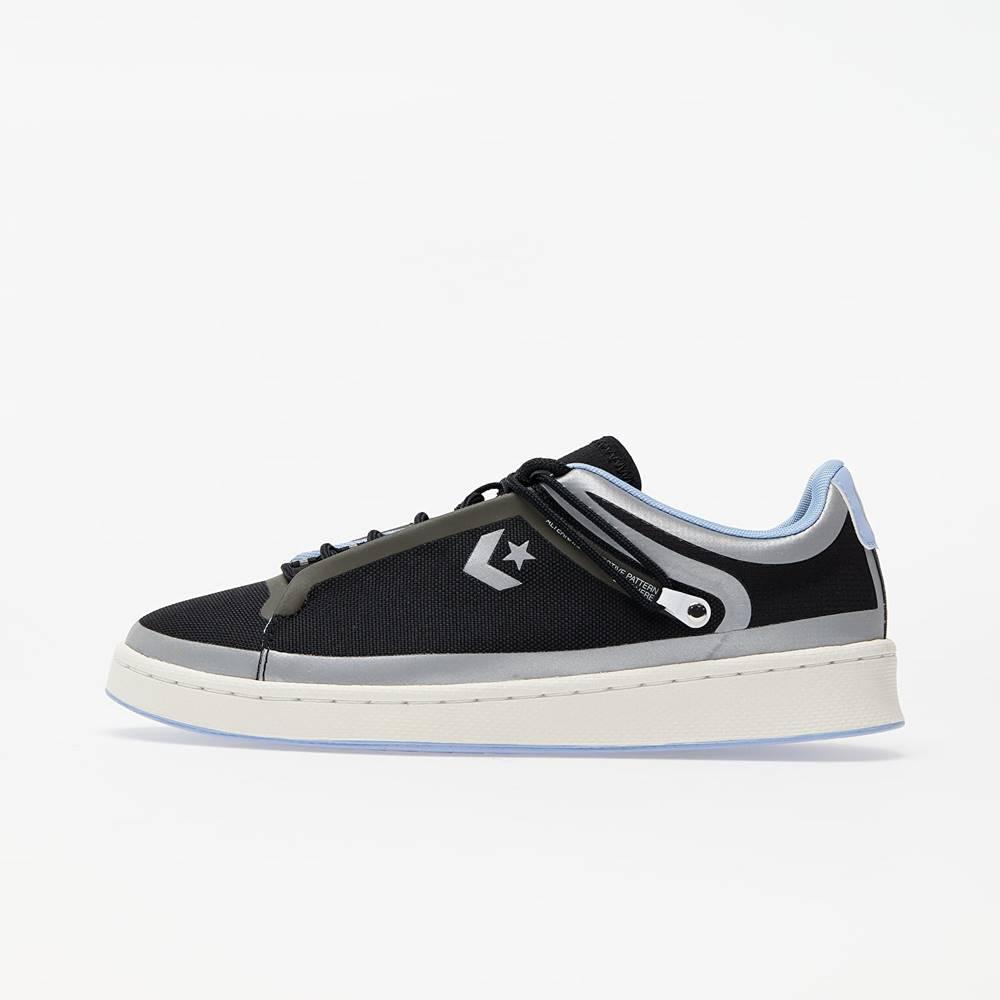 Converse Converse Pro Leather OX Black/ Serenity/ Egret