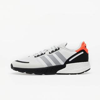 adidas ZX 1K BOOST Crystal White/ Silver Met./ Core Black