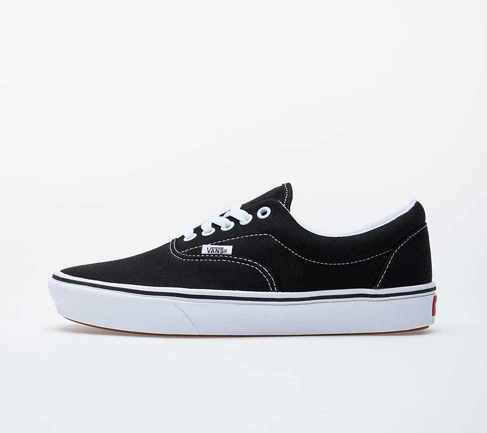 Vans Vans ComfyCush Era (Classic) Black/ True White