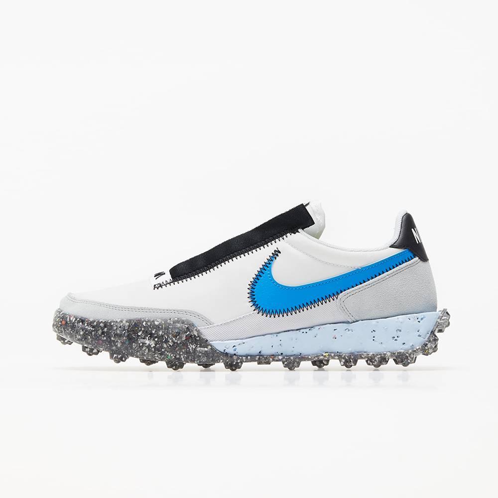 Nike Nike W Waffle Racer Crater Summit White/ Photo Blue