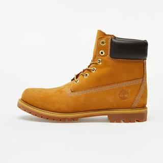 Timberland Premium 6 In Waterproof Boot W Wheat Nubuck