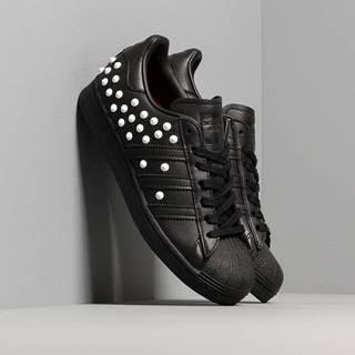 adidas Superstar W Core Black/ Ftw White/ Scarlet