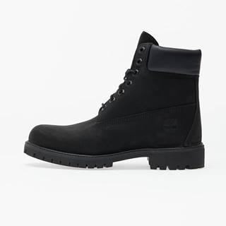 Timberland Men's/Hommes 6 Inch Premium Boot Black
