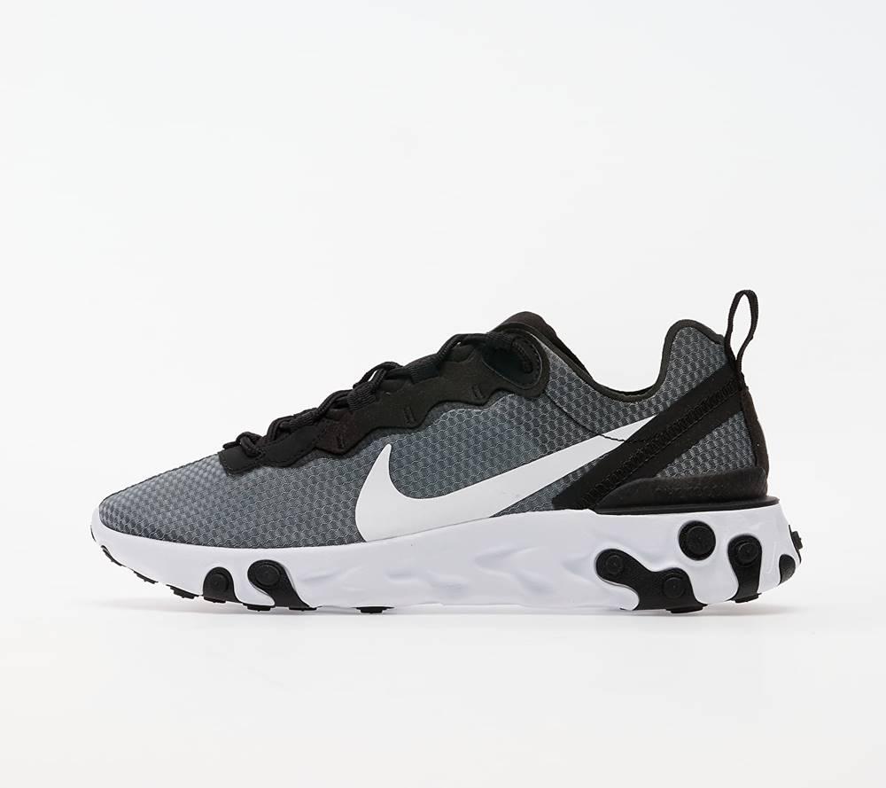 Nike Nike React Element 55 Se Black/ White