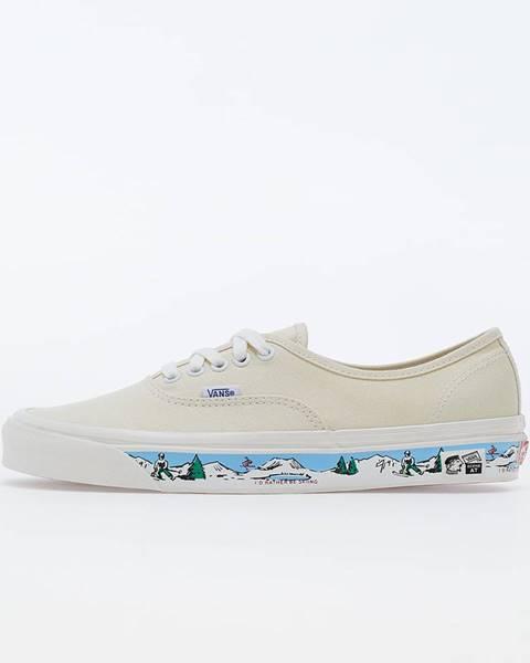 Béžové tenisky Vans