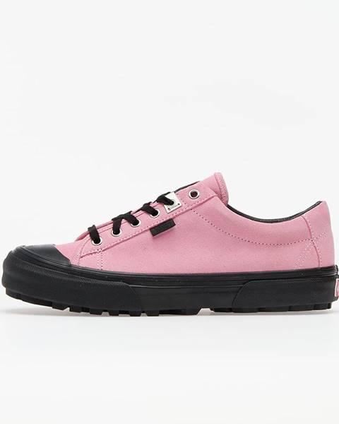 Ružové tenisky Vans Vault