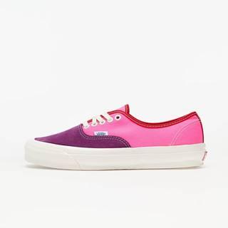Vans Vault OG Authentic LX (Suede/ Canvas) Pink