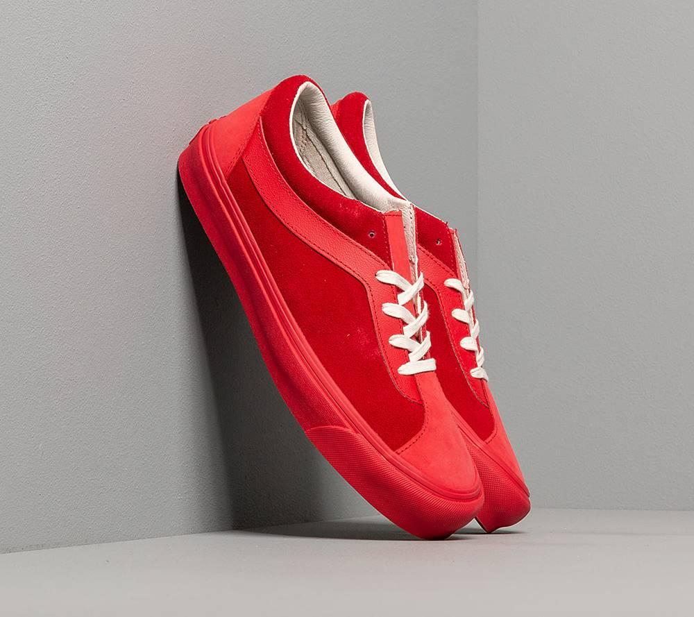Vans Vault Vans Vault Bold Ni LX (Nubuck/ Suede) Red