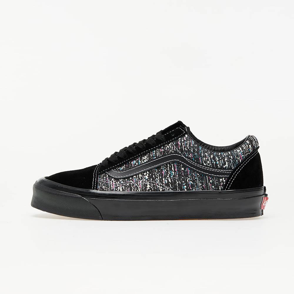 Vans Vault Vans Vault OG Old Skool LX (OG Static Print) Black/ Black