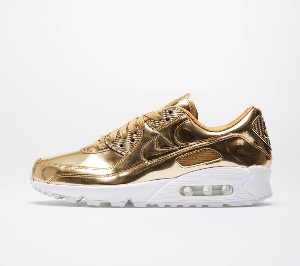 Nike Nike W Air Max 90 SP Metallic Gold/ Metallic Gold