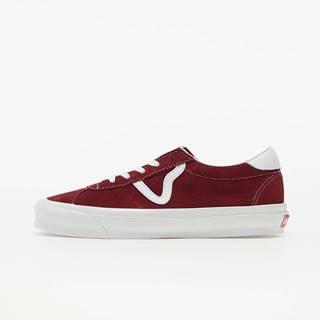 Vans Vault OG Epoch LX (Suede) Pomegranate/ True White
