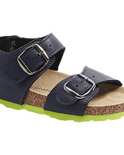 Modré sandále Bobbi-Shoes