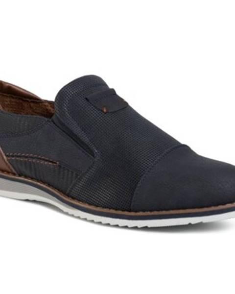 Tmavomodré topánky Relife