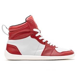 Barefoot tenisky Stellar - Red 36