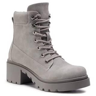 Šnurovacia obuv DeeZee WS5189-02 Imitácia kože/-Imitácia kože
