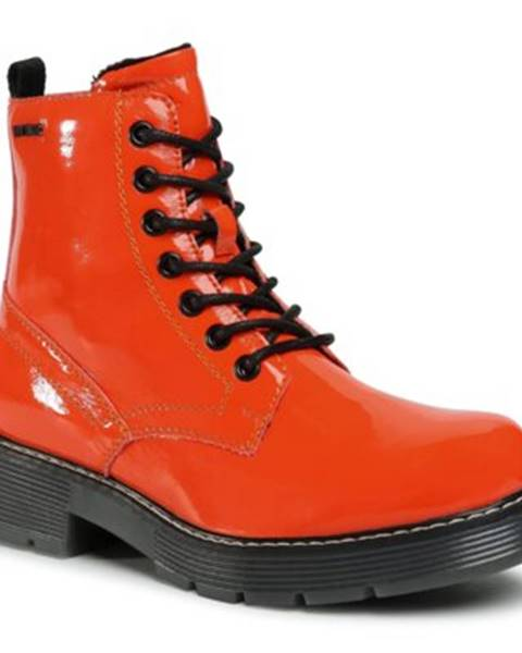 Oranžové topánky Tom Tailor