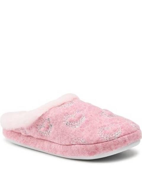 Ružové papuče Home&Relax