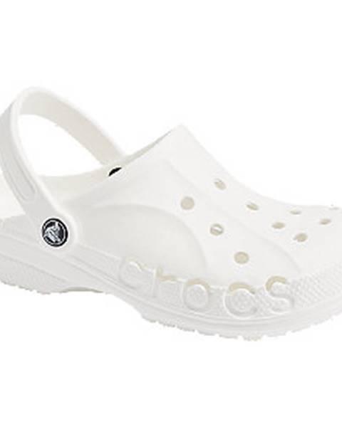 Biele sandále Crocs