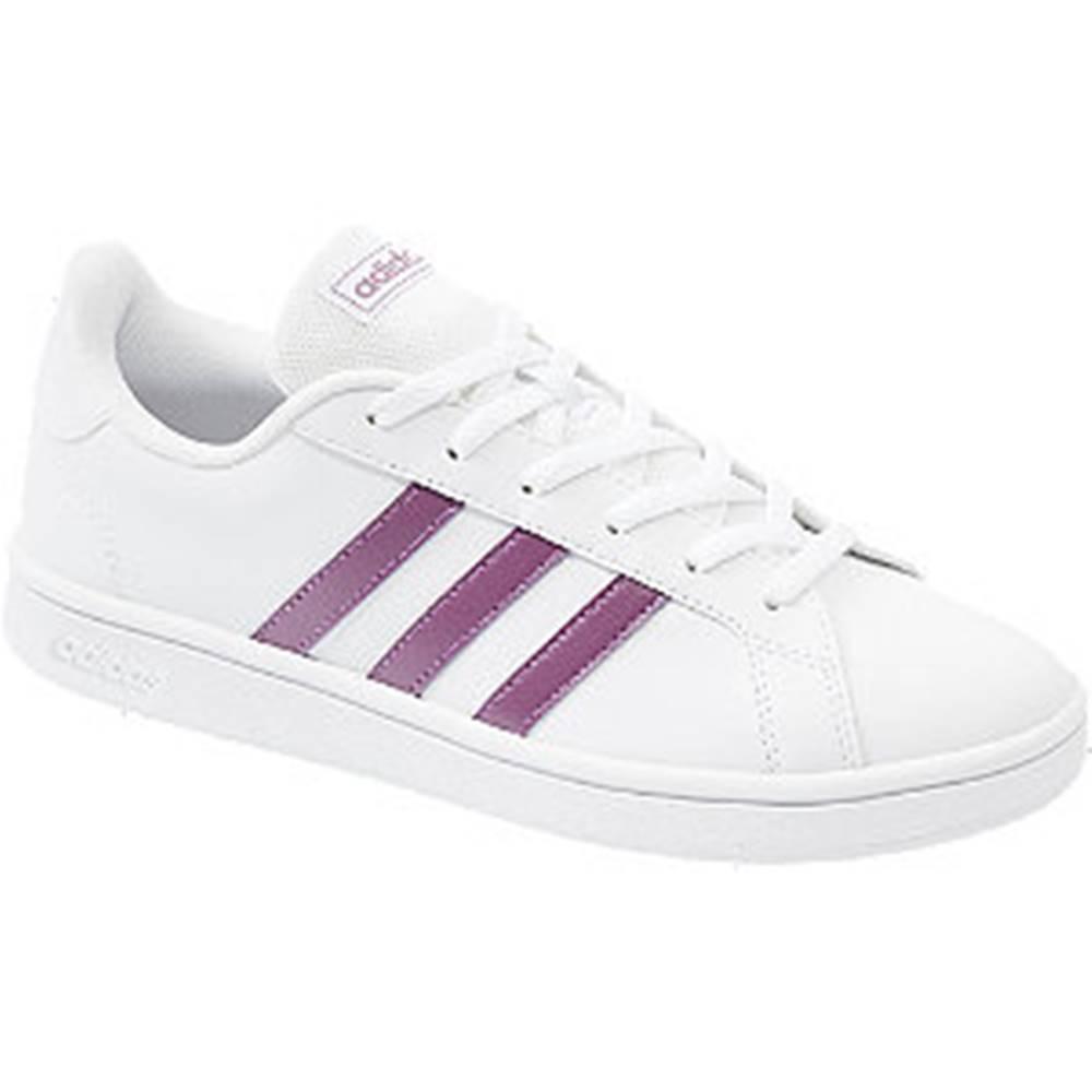 adidas Biele tenisky Adidas Grand Court Base