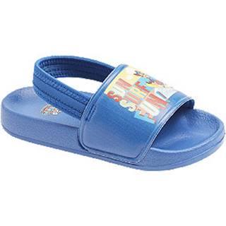 Modré sandále Labková patrola
